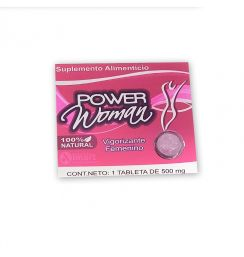 VIGORIZANTE POWER WOMAN 1 PZA